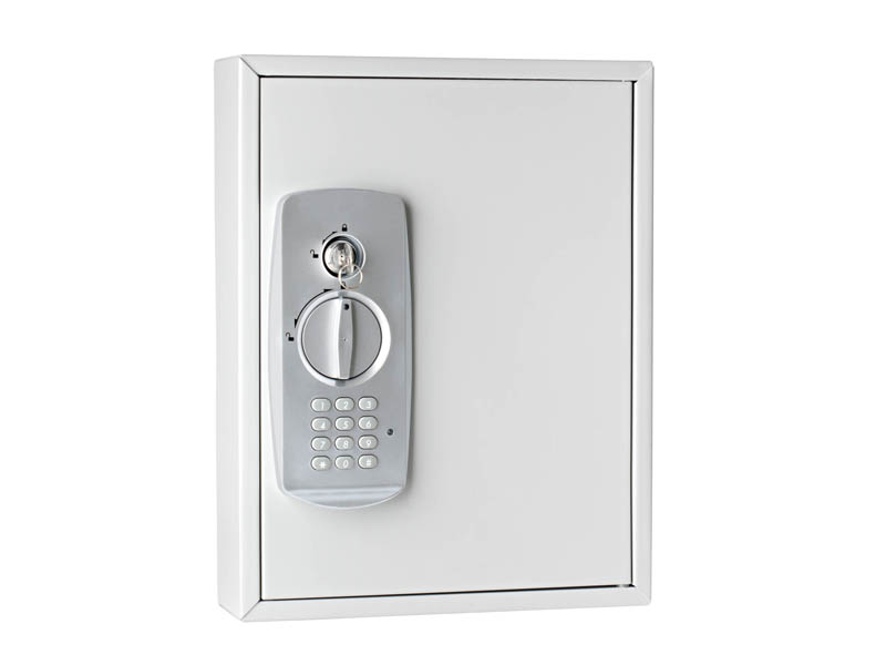 Schránka na klíče s kódovým zámkem (21 klíčů)