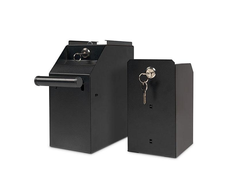 Sejf pro prodejní místa SAFESCAN 4100A, černý