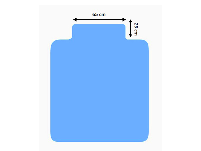 Podložka na koberec SILTEX L 1,21x0,92