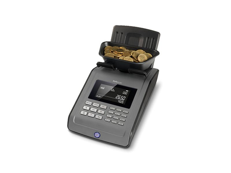 Počítačka peněz Safescan 6185 černá