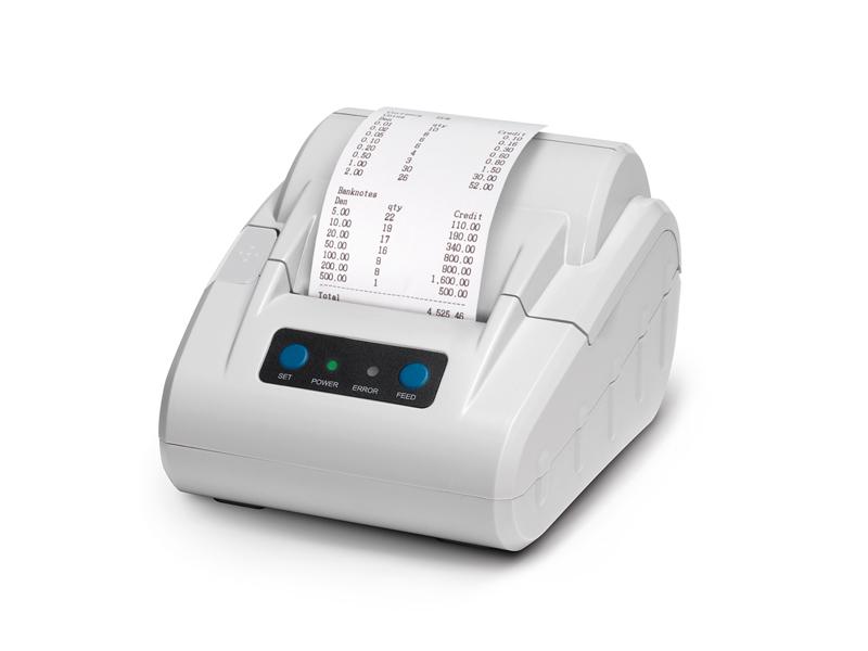 Tiskárna SAFESCAN TP-230, šedá