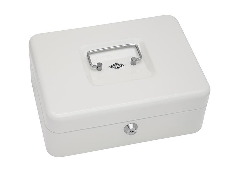 Přenosná pokladna WEDO 250, bílá