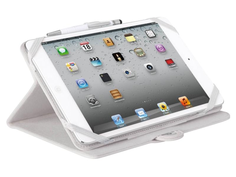 Obal WEDO pro iPad mini s touchpenem, bílý