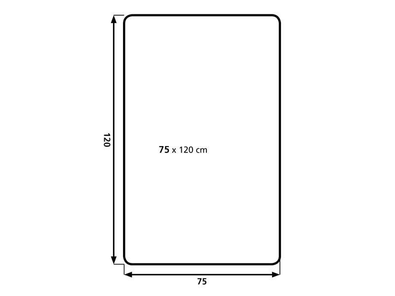 Podložka na koberec AVELI 1,2x0,75