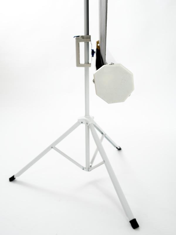 Projekční plátno Aveli stativ, 130x130 (1:1)