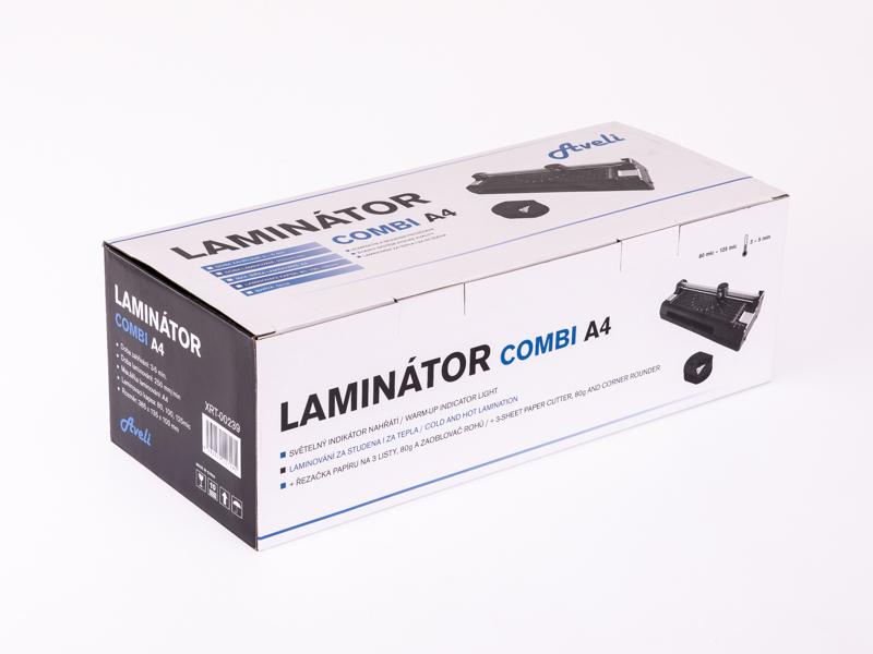 Laminátor AVELI Combi A4